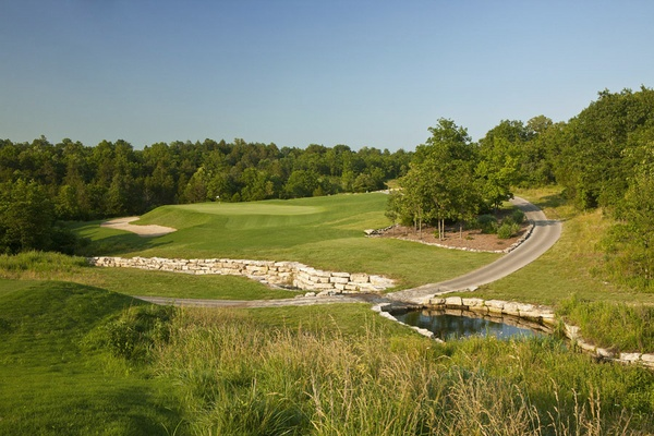 Branson MO Golf Course Resort Murder Rock Native