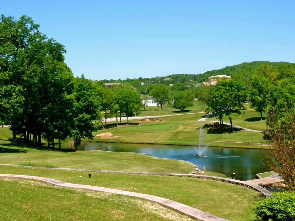Branson Mo Golf Course Resort The Pointe Twelth