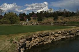Branson Mo Golf Course Resort Top of the Rock Wall