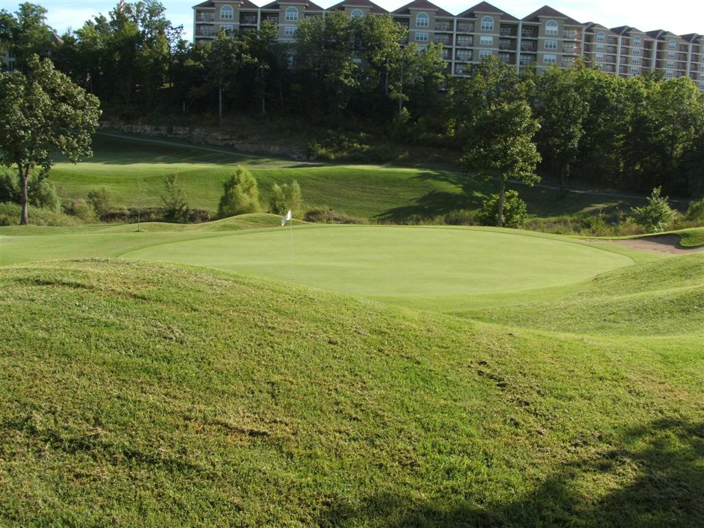 Thousand Hills Golf Branson Hole 13 02