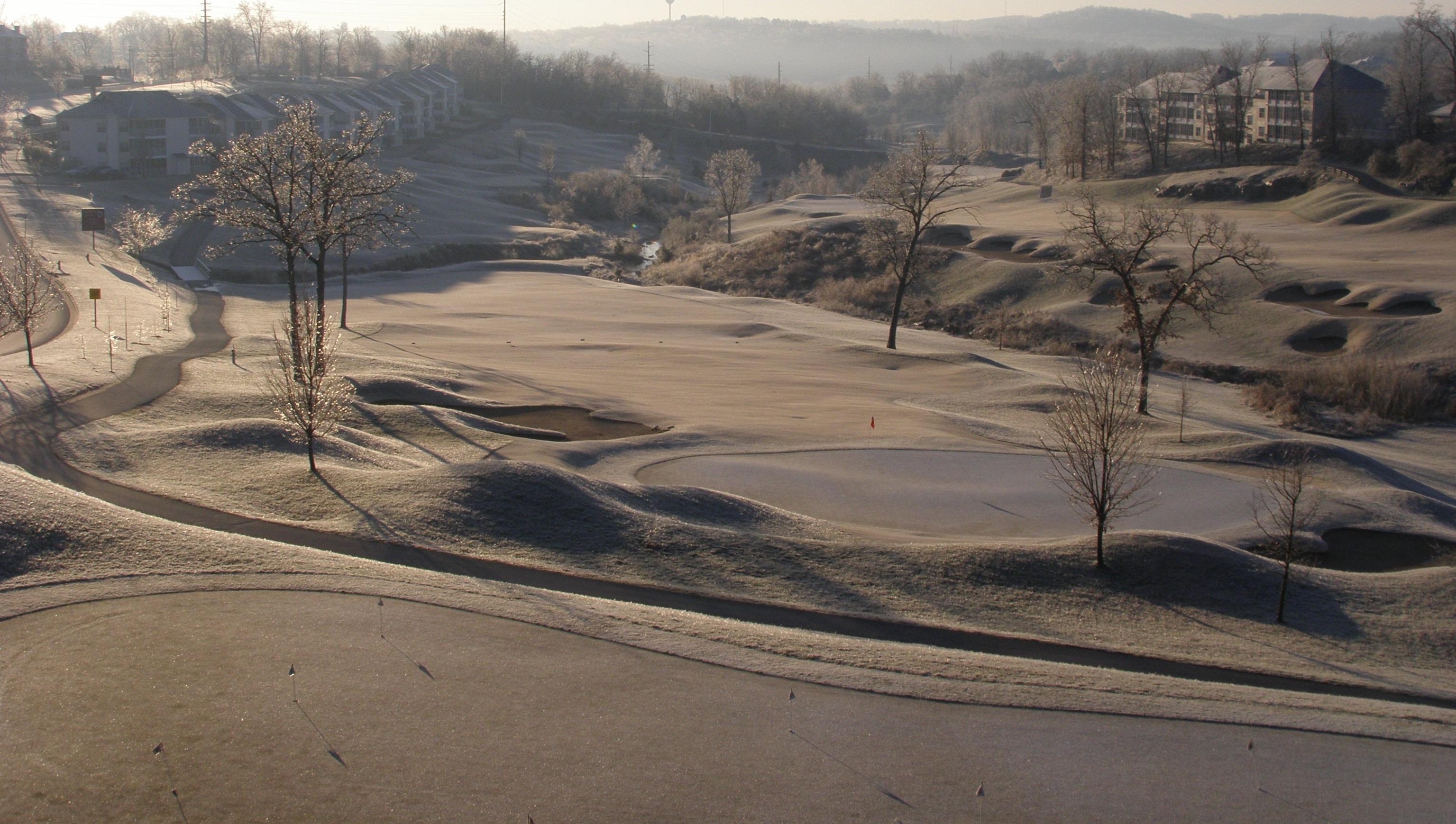 Thousand Hills-Golf Resort
