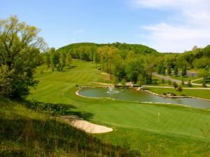 Branson Mo Golf Course LedgeStone Eighteen