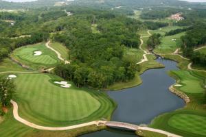 Branson Mo Golf Course Resort Payne Stewart Aerial