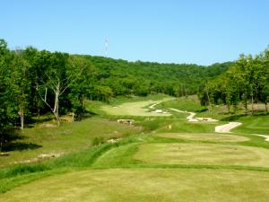 Branson Mo Golf Course Resort Payne Stewart Tee