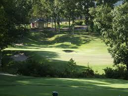 Branson Mo golf Course Resort Thousand Hills Par Three Ten